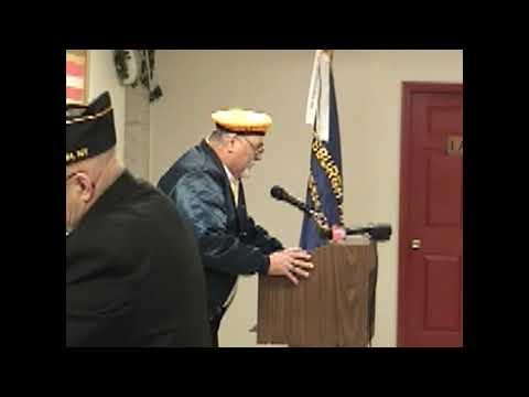 Post 20 Veterans Day part one 11-11-08