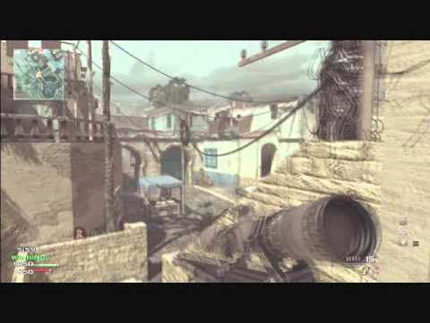 MW3 | Quickscoping L118A | Seatown | ZGG