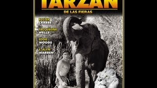 TARZAN DE LAS FIERAS (TARZAN THE FEARLESS, 1933, Full