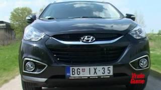 2012 Hyundai Tucson/ix35 NHTSA Frontal Impact videos