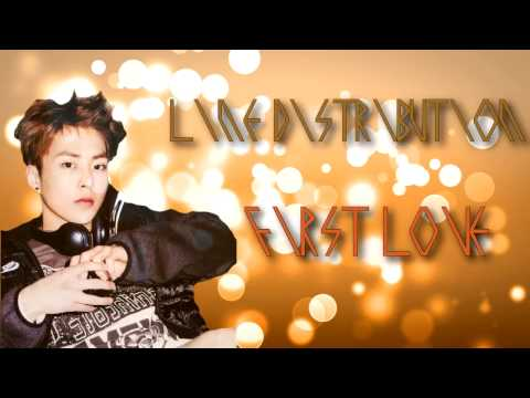 EXO-M -  First Love (Line Distribution)