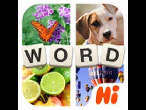 Word Pic Quiz - 4 Pics 1 Word Level 7 Answers