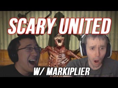 GMod Horror Maps w/ Markiplier | Scary United