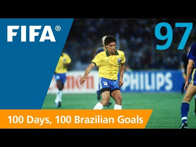 97 days to GO-AL! Careca (Italy 1990)