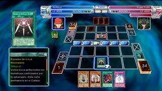 Yugioh PS3 Jugando FINAL Yugioh 5Ds Decade Plus En