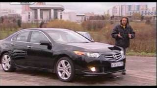 062 Honda Accord ?????? VW Passat / Mazda 6 - ???? ????? 2008 videos