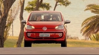 "PRIMEIRA PROPAGANDA NOVO VW UP! TEMA ""HAVE FUN"""