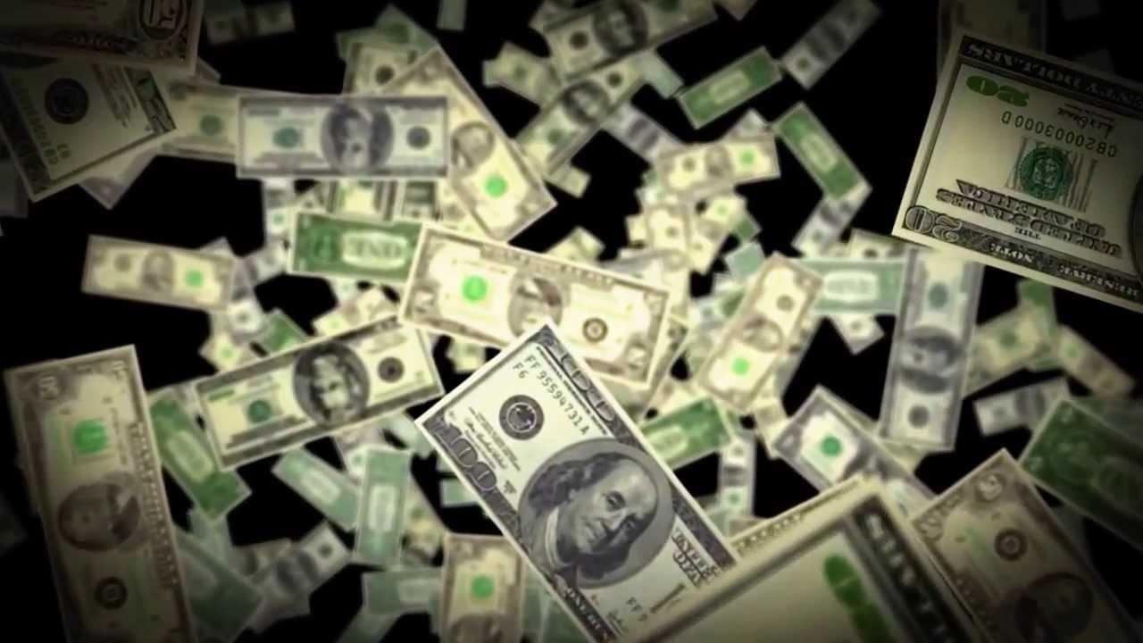 Attracting money meditation