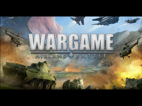 Nick Ball Plays - Wargame: AirLand Battle - 10 Vs 10 Mega Match (Part 22)