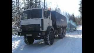 Техпомощь МАЗ-631705-220
