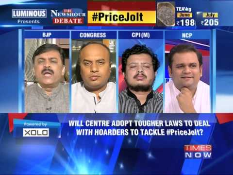 The Newshour Debate: The big Price Jolt - Part 2 (4th July 2014)