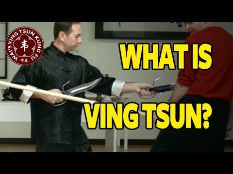 Explaining What is Ving Tsun Kung Fu