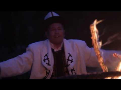 Манас - киргизский эпос. Манас-чи - сказитель.