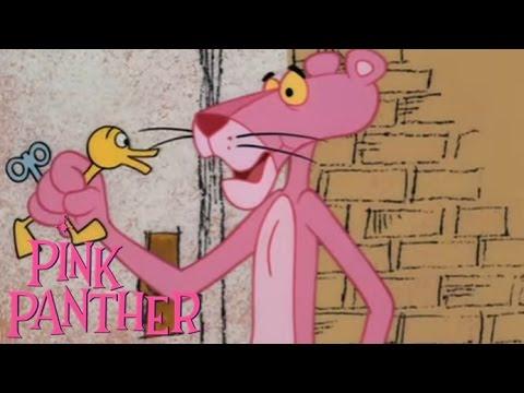 Ružový panter - Kačička