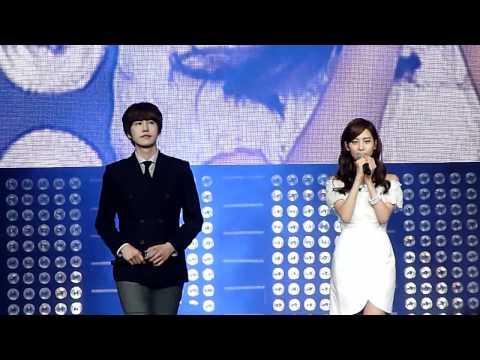 SMtown NYC * Kyuhyun & Seohyun - Way Back Into Love