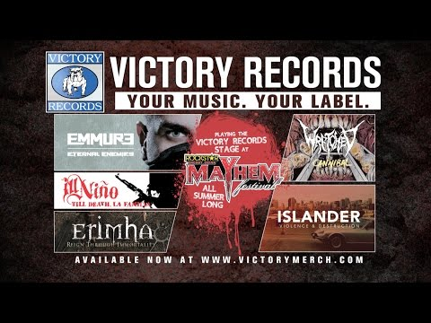 Victory Records on Mayhem Festival 2014 (#APMAS Spot)