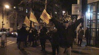 Đồng hương người Việt tại Pháp phản đối  đoàn văn công csvn tại Paris