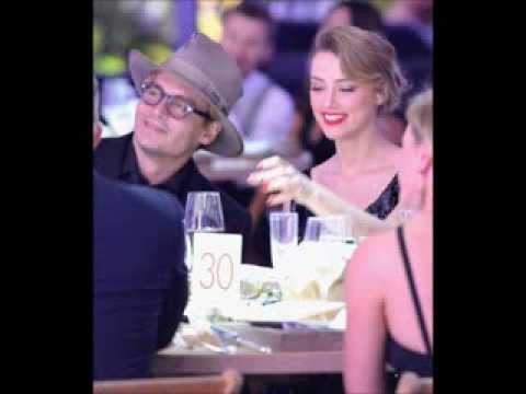 Johnny Depp and Amber Heard - Beautiful pictures with beautiful songs!