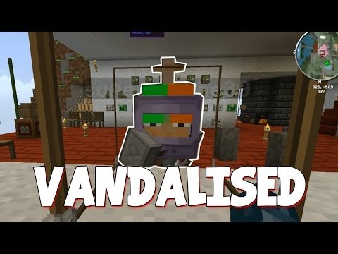 Minecraft - Race To The Moon - Vandalised [51]