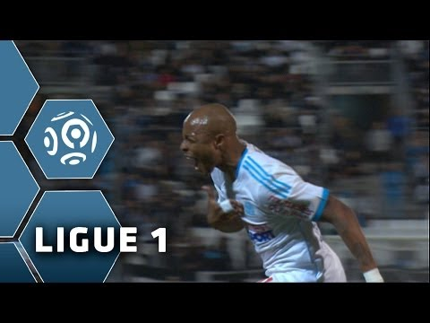 But André AYEW (60') - Olympique de Marseille-AC Ajaccio (3-1) - 04/04/14 - (OM-ACA)