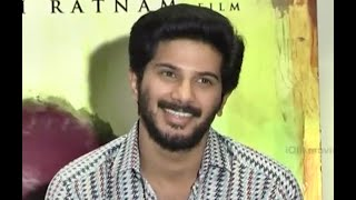 Dulquer Salmaan Personal Interview