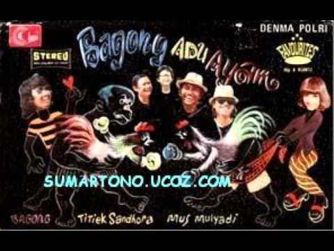 THE FAVOURITES GROUP-BAGONG ADU AYAM-SING APIK TIBO KOWE