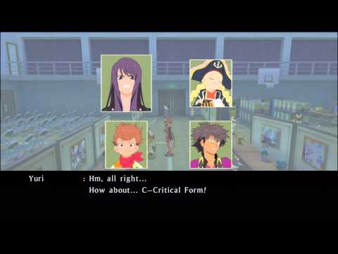 ToV Skit - Patty's Form Change, Tales of Vesperia (PS3) Fan Translation, check out the website at http://talesofvesperia.net/  Do not own