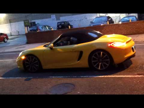 Yellow Porsche Boxster 20131016_065702.mp4