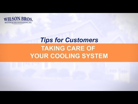 Taking Care of your Cooling System