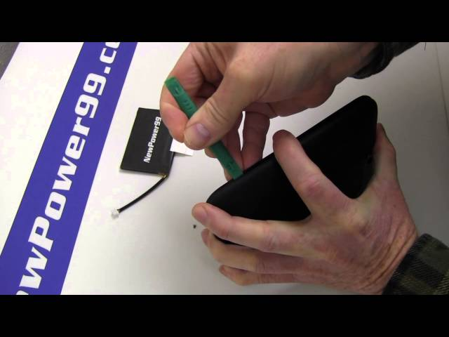 How To Replace Your Nook Simple Touch BNRV300 Battery