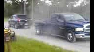 Chevy Vs. Dodge