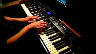 Hijo De La Luna (as Perf. By Loona / Mecano) (Piano Cover