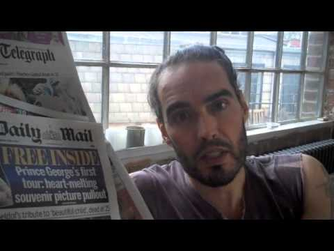 Peaches Geldof has sadly died: Russell Brand The Trews Ep 30