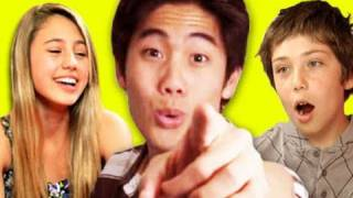 KIDS REACT TO NIGAHIGA