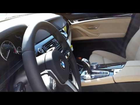 2016 535D Bmw Sedan Video Walkaround