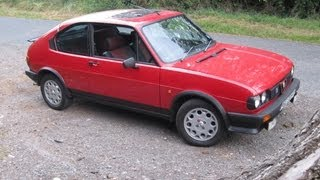 1983 Alfa Romeo Sud 1.5Ti