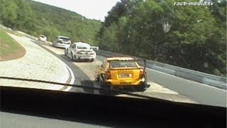 race-media.tv Onboard Classix: Schubert BMW Z4 M-Coup� Johannes Stuck VLN 5. Lauf 2007 videos
