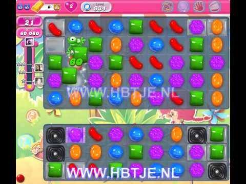 Candy Crush Saga level 634