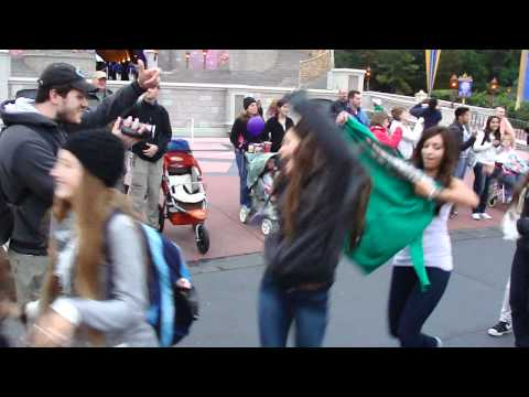 Todos en el Magic Kingdom! Febrero 2011!! Parte 8!!