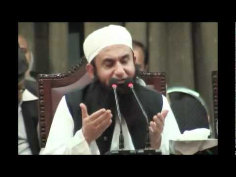 Maulana Tariq Jameel at Punjab University on 10-03-2011 8/8