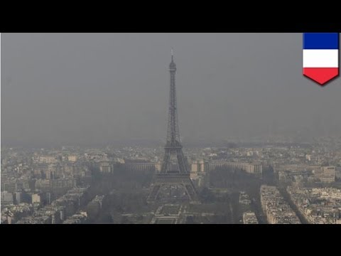 Paris smog: scientific explanation for worsening air pollution in France