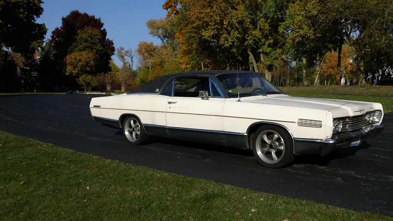 1967 Mercury Marquis For Sale Youtube