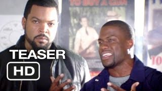 Ride Along TEASER TRAILER 1 (2013) Ice Cube, Kevin Hart