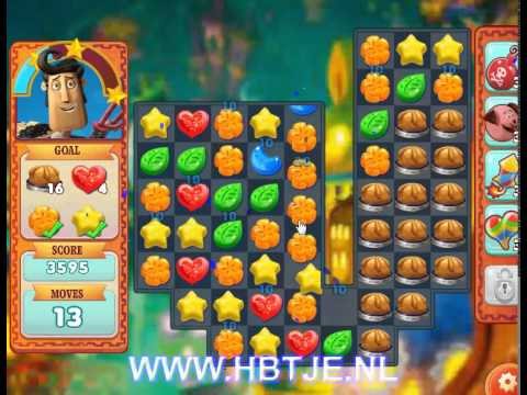 Book of Life Sugar Smash level 19