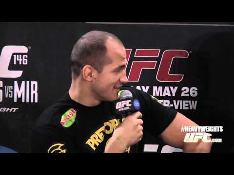 UFC 146: Dos Santos vs. Mir Pre Fight Presser Highlights