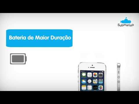Apple Iphone 5 32GB Branco - Submarino.com.br