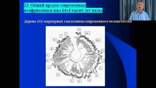 """""""Практический курс ДНК-генеалогия"""" - лекция 15"""