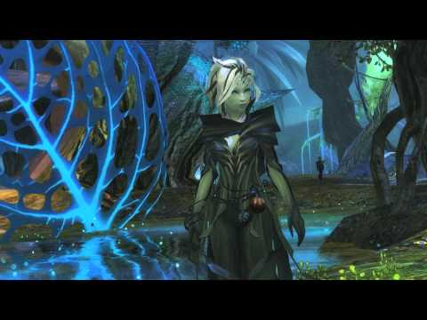 Guild Wars 2 - Growing the Sylvari