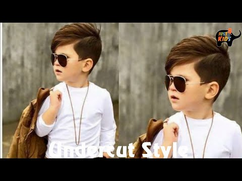 Các kiểu tóc đẹp 2016,2017 TRENDY HAIRSTYLE FOR KIDS Kiểu tóc Undercut đẹp cho bé trai