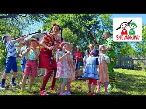 Spievankovo - U myšiaka na návšteve